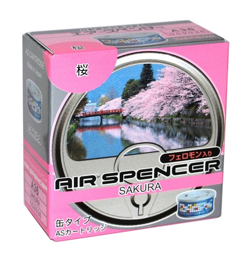 Ароматизатор Eikosha Air Spencer - Sakura - Сакура (A36)